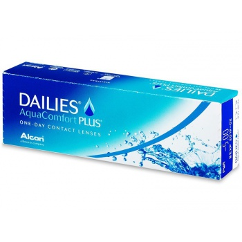 линзы Focus DAILIES AquaComfort Plus 30, Alcon