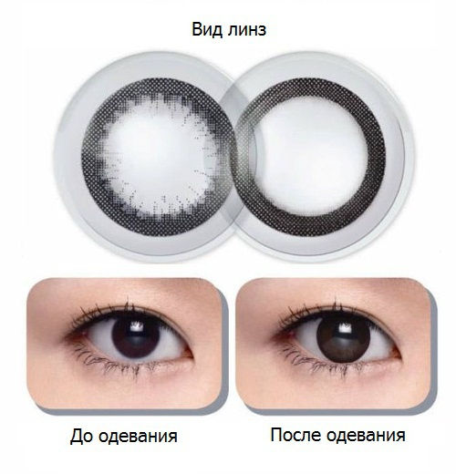 линзы Dailies FreshLook Illuminate (10-pk), Alcon