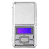 №635 весы pocket scale MH-200 0.01 200 г карманные
